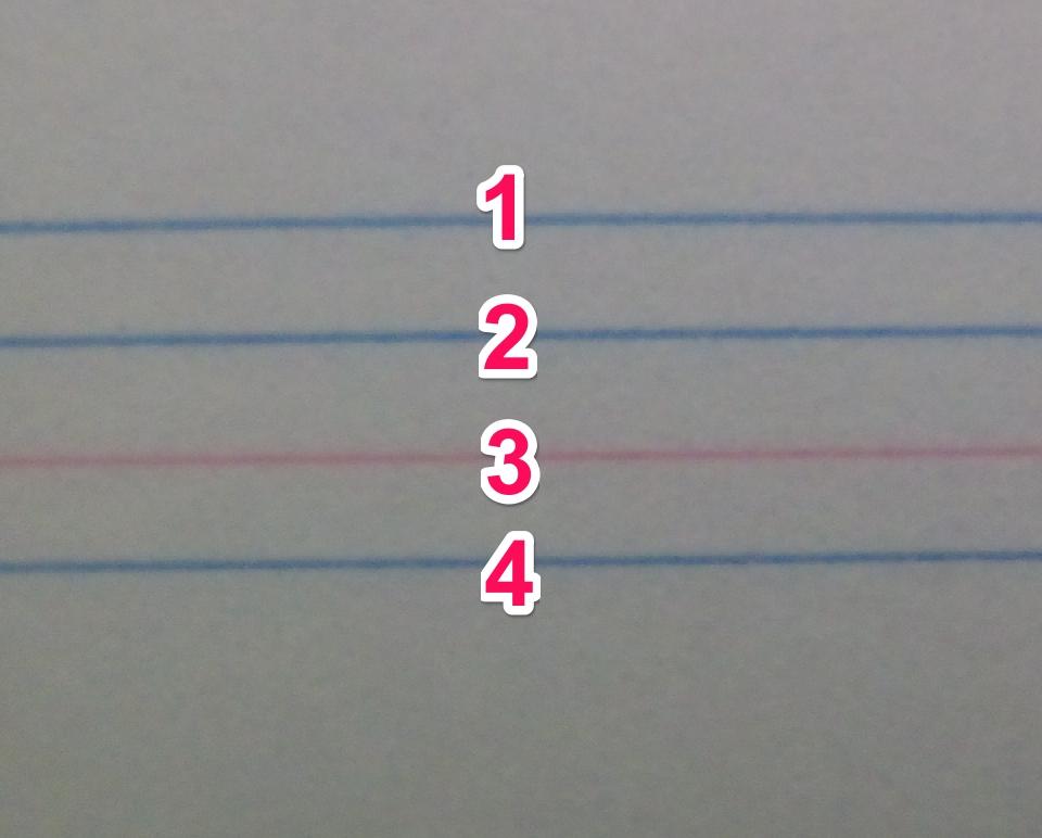 英語ノート2