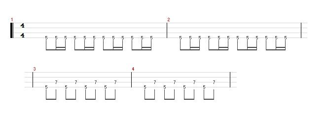 譜例3-3
